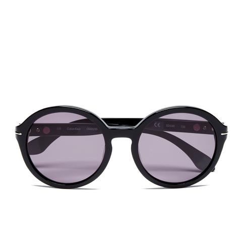 Calvin Klein Women's Platinum Sunglasses - Black