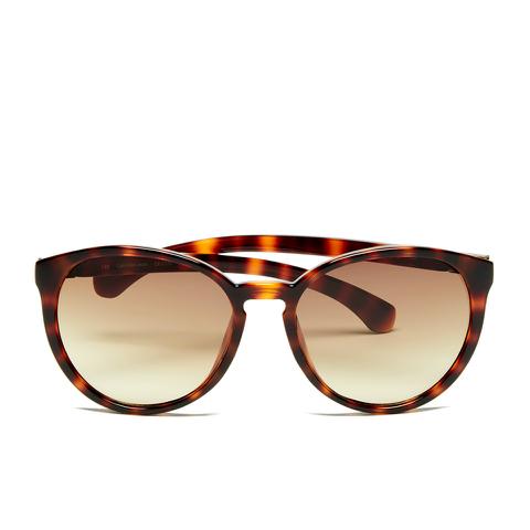 Calvin Klein Jeans Women's Round Sunglasses - Warm Tortoise