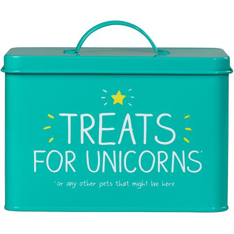 Happy Jackson Unicorn Pet Tin