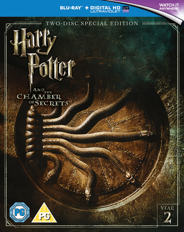 Harry Potter And The Chamber Of Secrets 2016 Edition