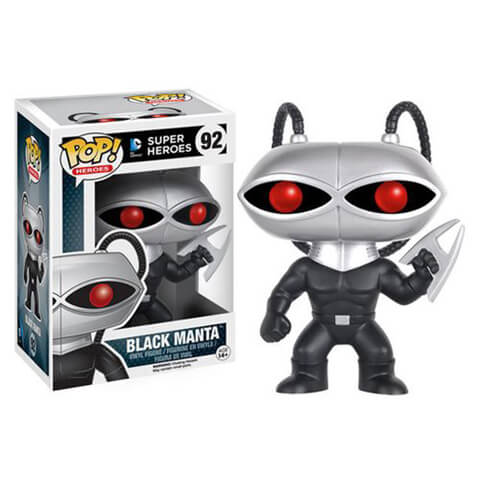 DC Comics Aquaman Black Manta Funko Pop! Figur