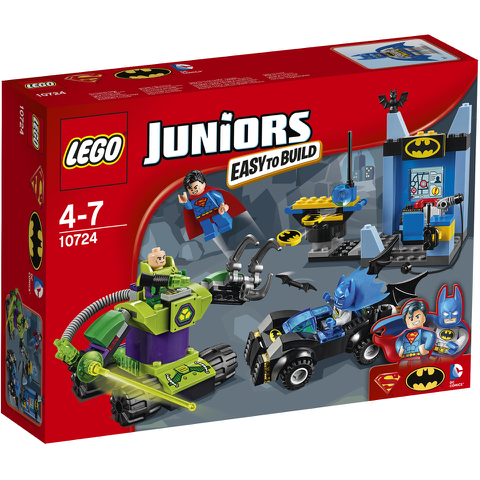 LEGO Juniors: Batman™ & Superman™ gegen Lex Luthor™ (10724)