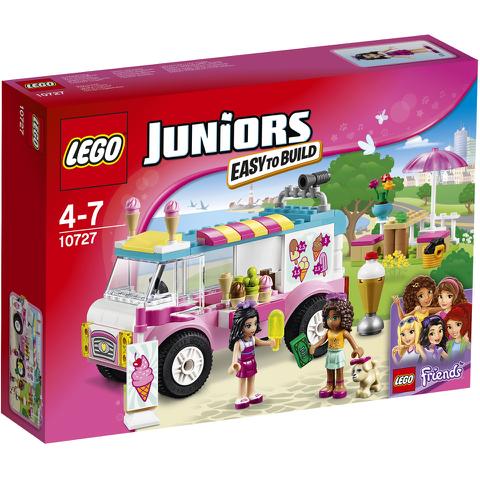 LEGO Juniors: Emma's ijswagen (10727)