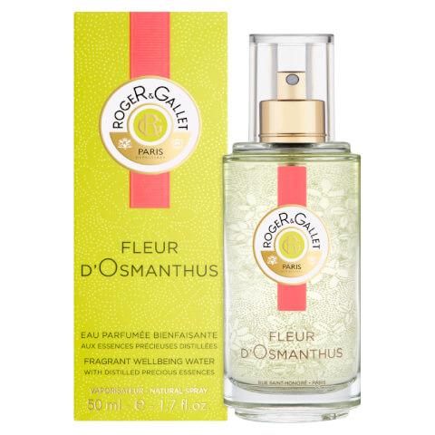 Roger&Gallet Fleur d'Osmanthus Fresh Fragrant Water Spray 50ml