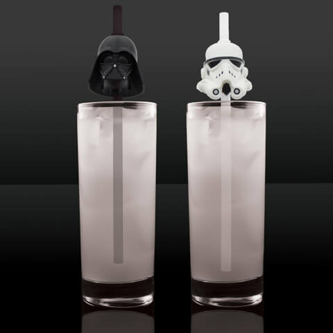 Star Wars Straws