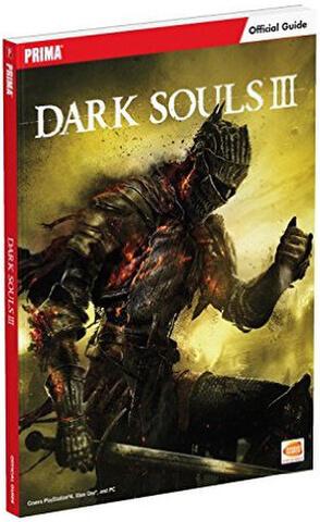 Dark Souls 3 Standard Edition Game Guide