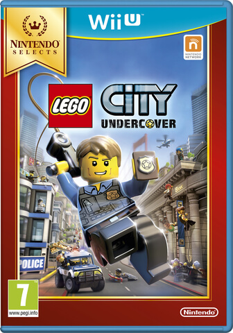 Nintendo Selects Lego City: Undercover