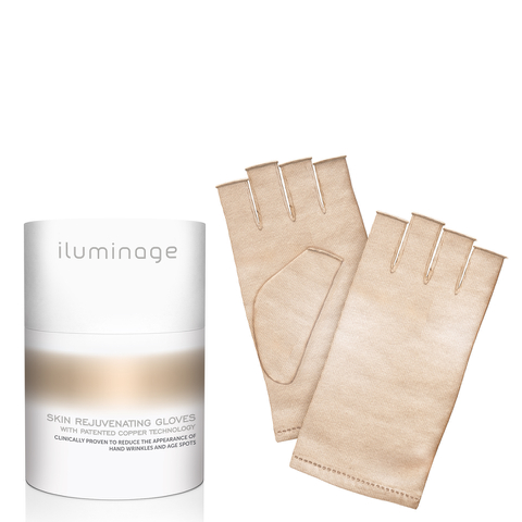 Iluminage Skin Rejuvenating Gloves - M/L