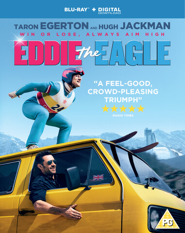Eddie The Eagle (Includes UltraViolet Copy)