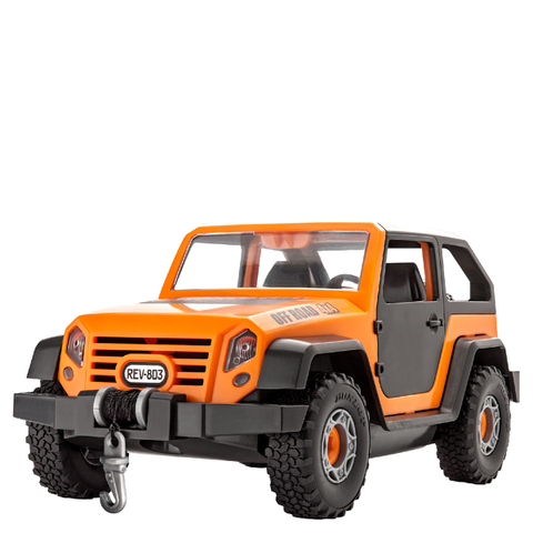 Revell Juniors Off-Road Vehicle