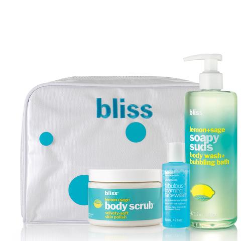 bliss Zest'-Selling Summer Set (Worth £53.50)