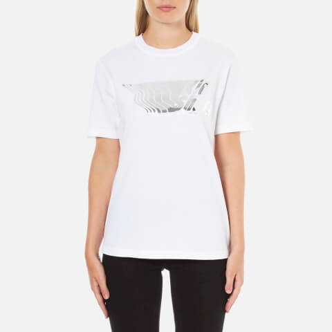 Carven Women's Kid Shark T-Shirt - White