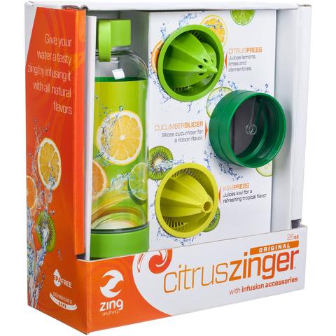 Zing Anything Citrus Zinger Bottle Gift Pack