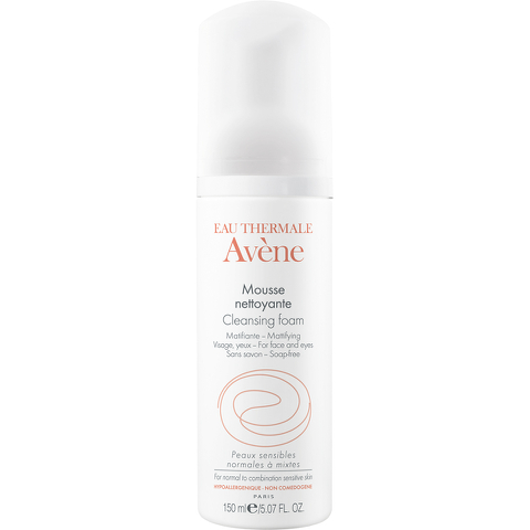 Avène Face Essentials Cleansing Foam 150ml