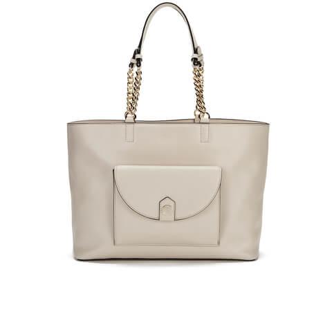 Karl Lagerfeld Women's K/Chain Shopper Bag - Cream