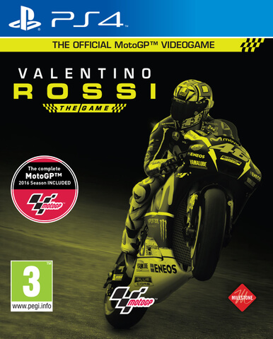 MotoGP16: Valentino Rossi