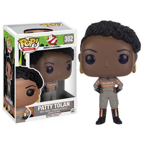 Cazafantasmas 2016 Película Patty Tolan Pop! Vinyl Figure