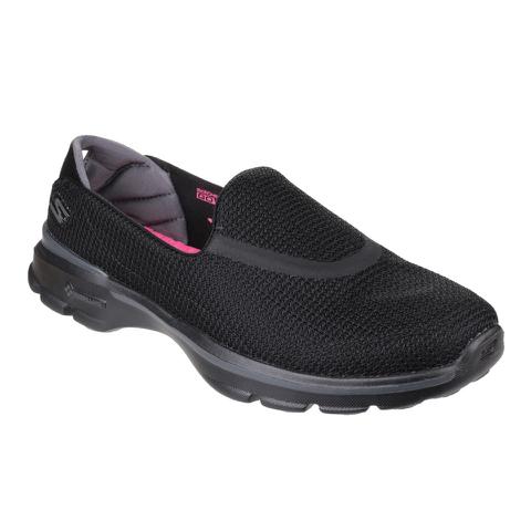 Skechers Women's GOwalk 3 Pumps - Black