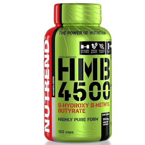 Nutrend HMB 4500 - 100 Capsules