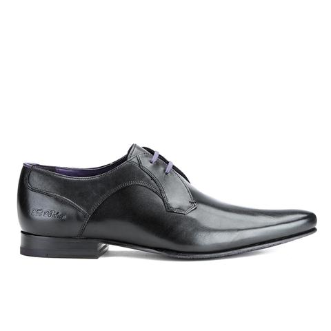 Ted Baker Men's Martt2 Leather Derby Shoes - Black