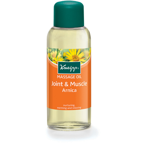 Kneipp Joint and Muscle Arnica Massage Oil (100ml)