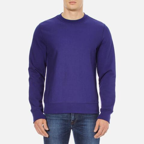 PS by Paul Smith Men's Cotton Sweater - Purple