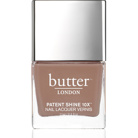 butter LONDON Patent Shine 10X Nail Lacquer 11ml - Tea Time