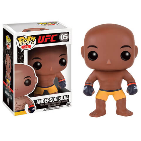 UFC Anderson Silva Funko Pop! Figuur