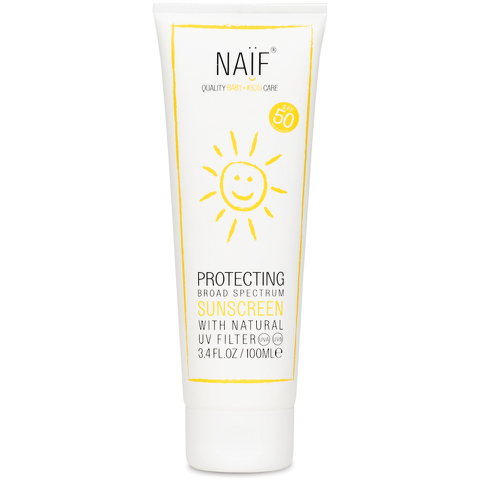 NAÏF Sun Protection Cream SPF50 (100ml)