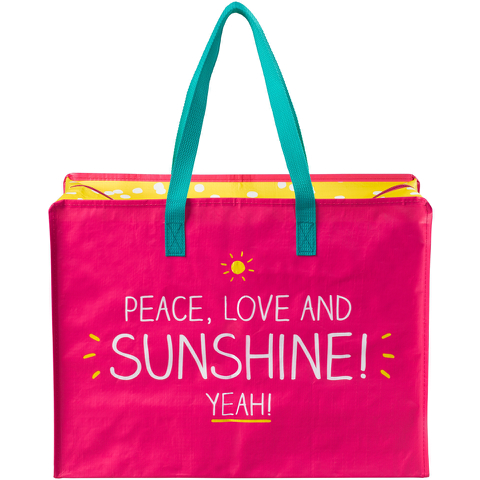 Happy Jackson Peace Medium Shopper Bag