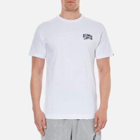 Billionaire Boys Club Men's Small Arch Logo T-Shirt - White