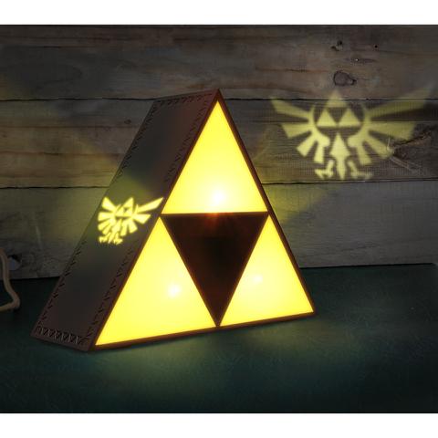 The Legend of Zelda Tri-Force Light - Yellow