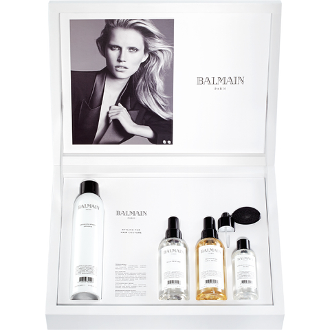 Balmain Hair Styling Gift Pack 1 (Worth £105.75)