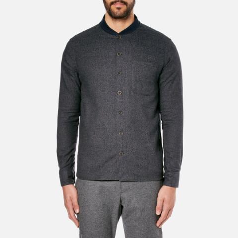 YMC Men's Delinquents Shirt - Black