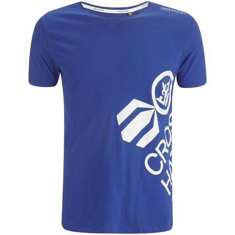 Crosshatch Men's Nazmin Graphic T-Shirt - Surf The Web