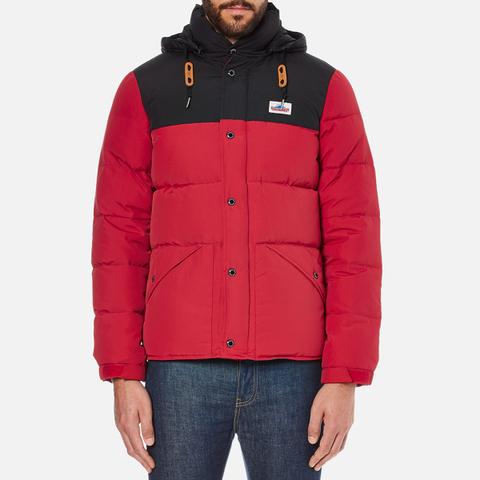 Penfield Men's Bowerbridge Two Tone Jacket - Red