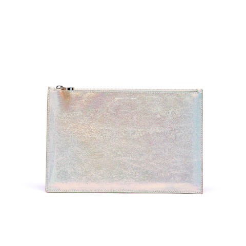 Aspinal of London Women's Essential Large Pouch - Gold Dust