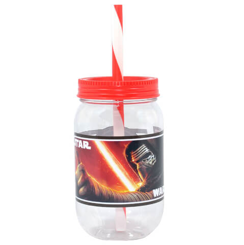 Star Wars Episode VII Retro Plastic Drinking Cup