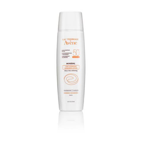 Avène Mineral Light Hydrating Sunscreen Lotion SPF 50+