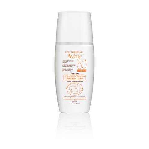 Avène Mineral Ultra-light Hydrating Sunscreen Lotion SPF 50+