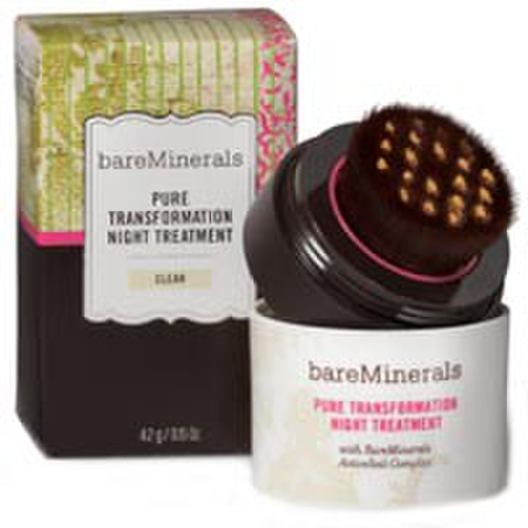 bareMinerals Skincare Pure Transformation Night Treatment - Clear