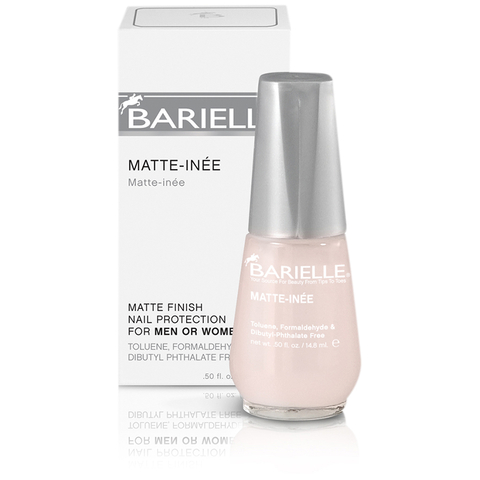 Barielle Matte-inee Matte Finish Nail Protection