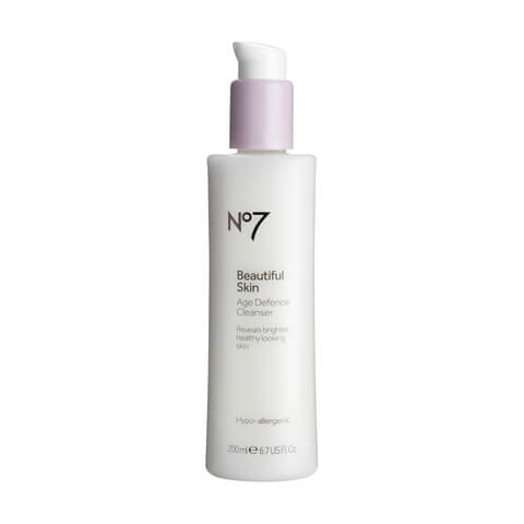 Boots No.7 Beautiful Skin Age Defence Cleanser