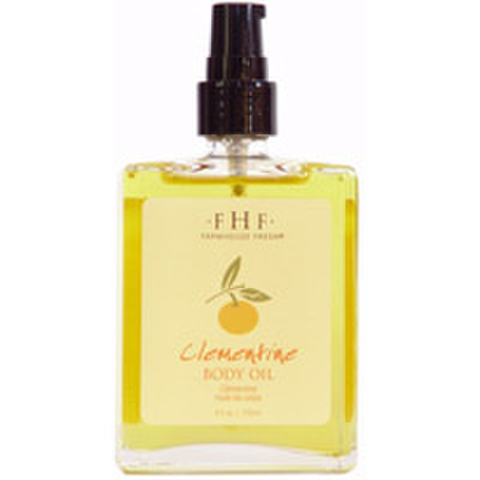 FarmHouse Fresh Clementine Sparkling Soak and Body Oil