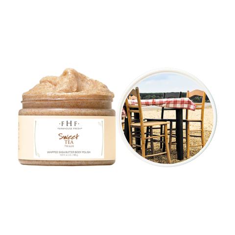 FarmHouse Fresh Sweet Tea Shea Sugar Scrub