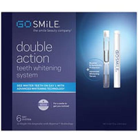 GoSMILE Double Action Whitening System - 6 Days