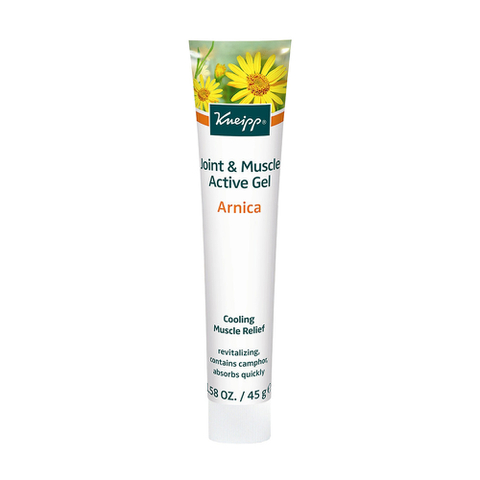 Kneipp Arnica Joint and Muscle Active Gel