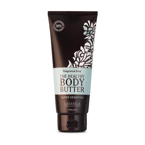 LaVanila The Healthy Body Butter Super Sensitive - Fragrance Free