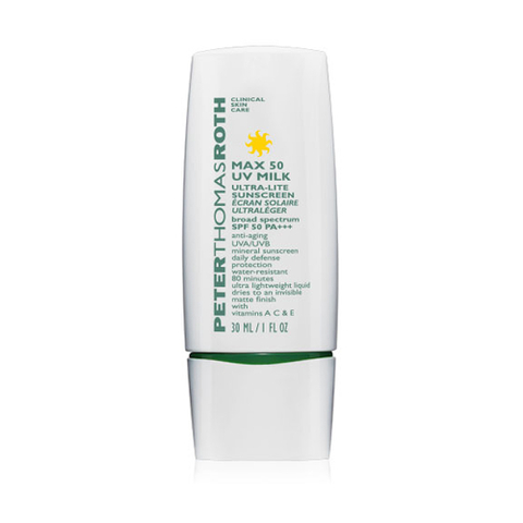 Peter Thomas Roth Max UV Milk All Day Protection SPF 50