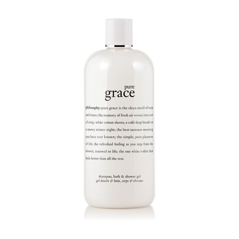 Philosophy Pure Grace Shampoo, Bath And Shower Gel